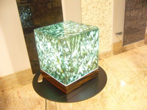Onyx Aurea Lamp Back
