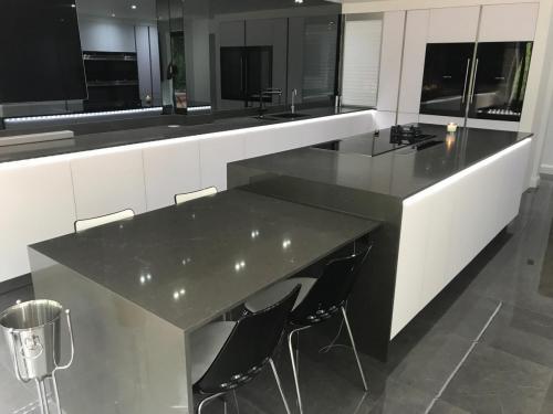 Back - White Kitchen